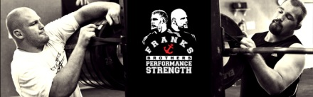 Franks Brother Performance Strength